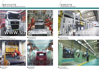 SINOTRUK INTERNATIONAL CO., LTD.