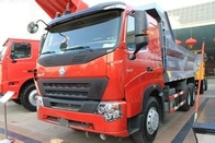 SINOTRUK Tipper Dump Truck  HOWO A7 371HP engine  for Mining ZZ3257N3847N1