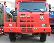 HOWO SINOTRUK Commercial Tipper Dump Truck With High Load Capacity