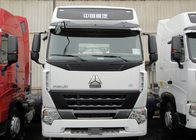High Performance SINOTRUK HOWO Truck RHD 6x4 Tractor Unit With ISO