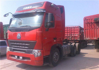 China ZZ4257N3247N1B 60-70 Tons Tractor Trailer Truck With D12.38 380HP Engine 11.596L factory
