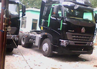 70 Tons Tractor Truck With Great Loading Capacity , Tractor Dump Truck