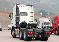 100 Tons Heavy Truck Tractor , Single Axle Dump Truck ZZ4257V3247N1B
