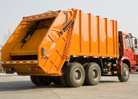 China High Performance Garbage Collection Truck , Solid Waste Management Trucks factory