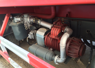 15CBM LHD 336HP Sewage Suction Truck , Septic Tank Pumping Truck