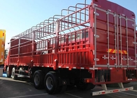 China Large Cargo Stake Truck Lorry Vehicle 12 Wheels factory