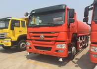 Green Water Carrying Water Tank Truck Drinking Water Truck 95km/h