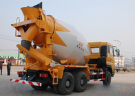 Mobile Concrete Mixer Truck SINOTRUK HOWO 10CBM RHD 10 Wheels 336HP Engine