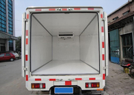 High Strength Frozen Foods RHD 8×4 Refrigerated Trucks And Vans 40 Ton Low Noise