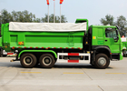 China CNHTC HOWO Tipper Dump Truck ZZ3257N3447A1 25 - 40 Tons For Mining / Municipal Works factory