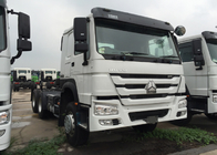 China LHD 6 X 4 336HP 10 Wheels HOWO Tractor Truck HW76 Cab Single Berth Safety factory