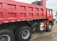 25 - 40 Tons CNHTC Tipper Dump Truck 371HP 10 Wheels For Mining / Municipal Works