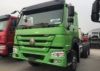 China Dropside Cargo Truck Chassis SINOTRUK HOWO ZZ1257N4341W Green Lorry Vehicle factory