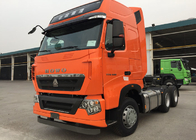 China SINOTRUK HOWO T7H MAN Engine Tractor Truck 6X4 Euro 3 / 4 440 HP ZZ4257V324HD1B factory