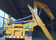 Lifting / Carrying Container Truck Mounted Crane Truck Mounted Hydraulic Crane