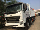China Tipper Dump Truck SINOTRUK HOWO A7 8X4 for Mining ZZ3317N3867N1 factory