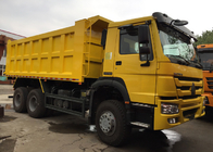 China 10 Wheels Tipper Dump Truck With 10 Forwards & 2 Reverses Transmission factory