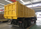 Low Fuel Consumption Tipper Dump Truck For Mining Industry / Construction