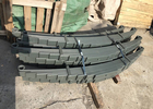 Metal Heavy Duty Truck Spare Parts Leaf Springs For Semi Truck Trailer Parts