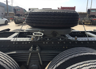 Diesel Towing Tractor Truck , Semi Tractor Trailer For Cargo Luggage Airport