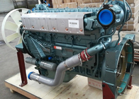 WD615.47 371HP Truck Diesel Engine Heavy Duty Euro2 Emission Standard