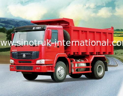 531a1f65db SINOTRUK HOWO Dump Truck 290HP 4X2 LHD 16tons 9-13CBM ZZ3167M3811