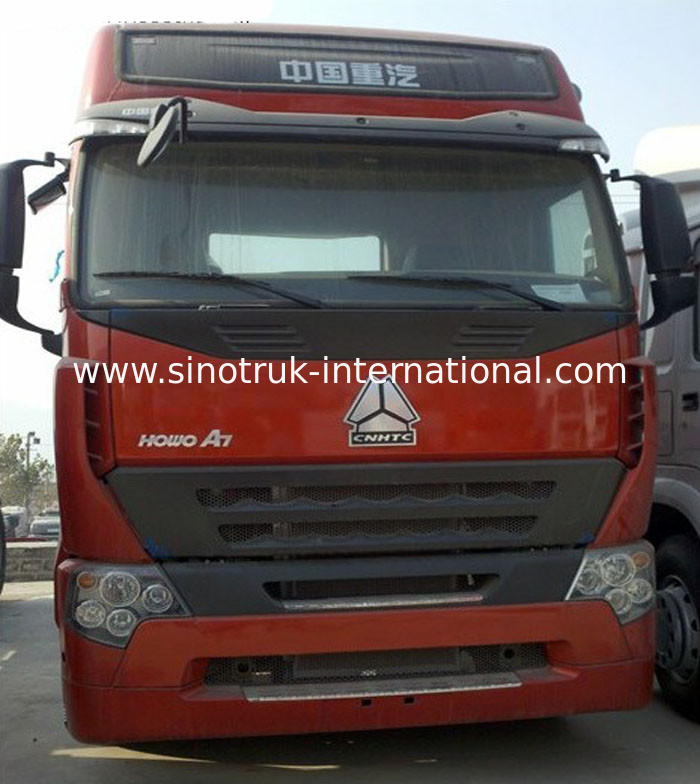 Strong Enough Engine Sinotruk HOWO Heavy Duty Tractor Truck 6X4 Euro2 336HP