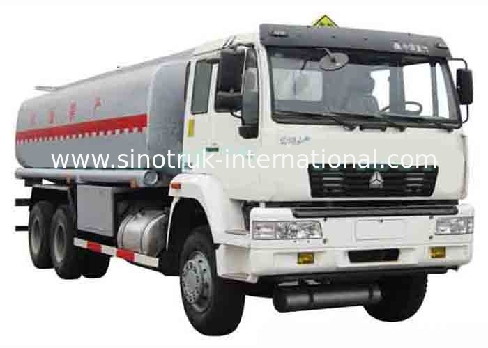 20CBM Oil Tanker Truck  6X4 LHD Euro2 290HP Computer Refueling Vehicle