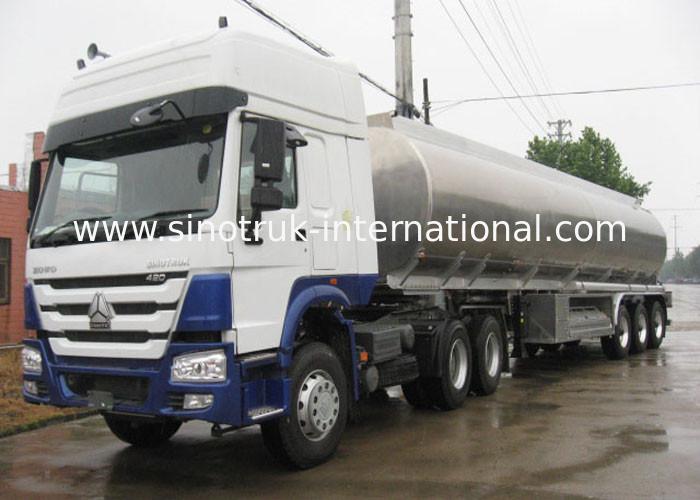 Chinese standard 24c lighting system semi trailer fuel tanker truck publicscrutiny Gallery