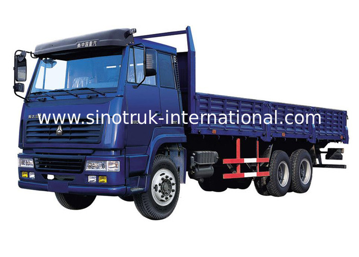 SINOTRUK HOWO Cargo Truck 25 Tons 6X4 LHD