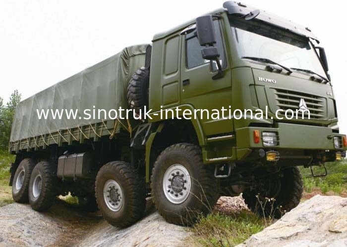 Cargo Stake Truck 30-60 Tons With Elegant High - Brightness Headlights