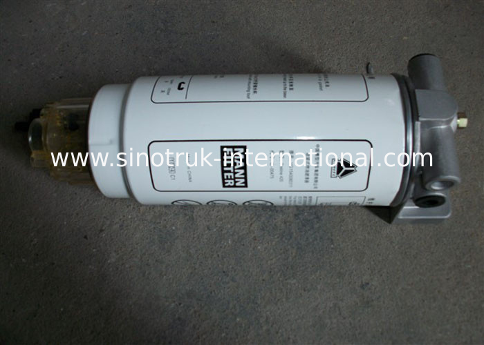 Ruck Parts And Accessories SINOTRUK Fuel Filter WG9112550002 for Diesel engine