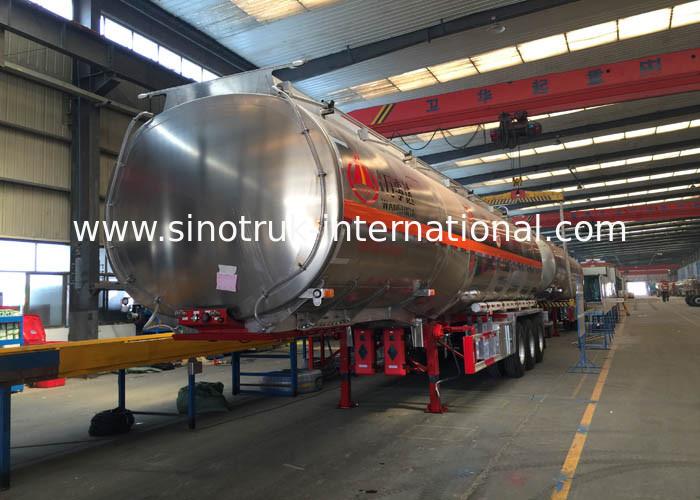 Steel semi trailer water tank truck hydraulic flatbed trailer stainless steel semi trailer water tank truck hydraulic flatbed trailer publicscrutiny Gallery