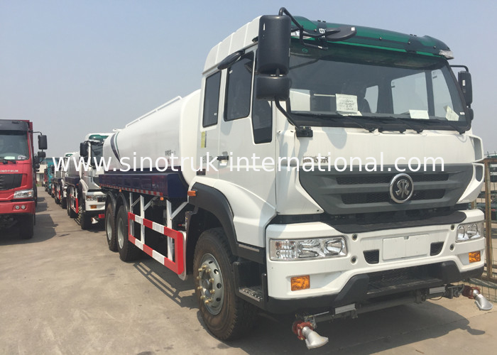 5000 Gallon Water Truck 11.00R20 Radial tyre 9920×2496×3550mm