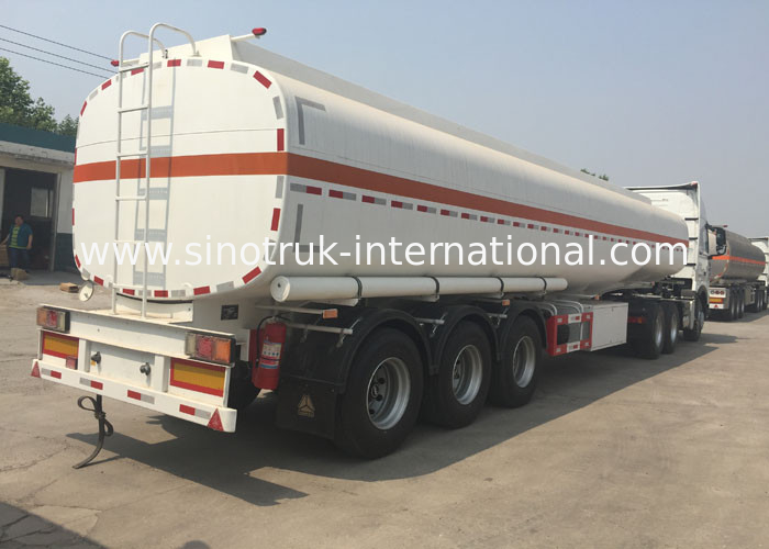 Semi trailer truck 3 axles fuel oil delivery truck with 50000l a7 semi trailer truck 3 axles fuel oil delivery truck with 50000l 65000l tank publicscrutiny Gallery
