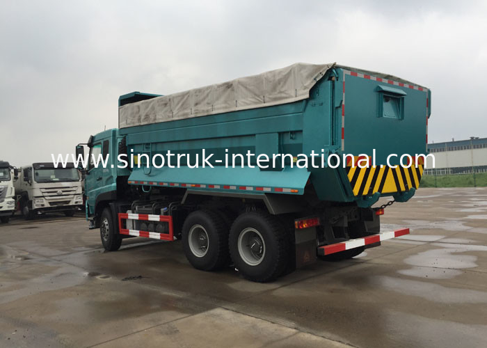 SINOTRUK Dump Truck 25 - 40 Tons For Public Works Carrying Construction Material