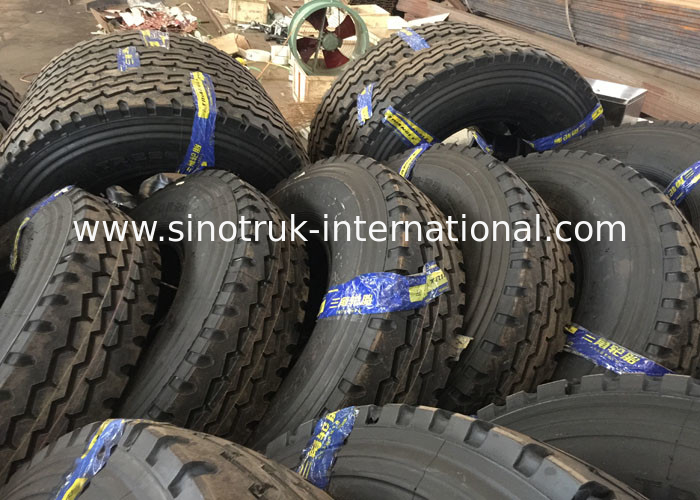 Trailer And Truck Spare Parts Natural Rubber All Steel Radial Tyre 12.00R20
