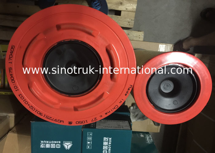 sinotruck howo fuel filter dump truck fuel filter vg6100070005 for diesel  engine