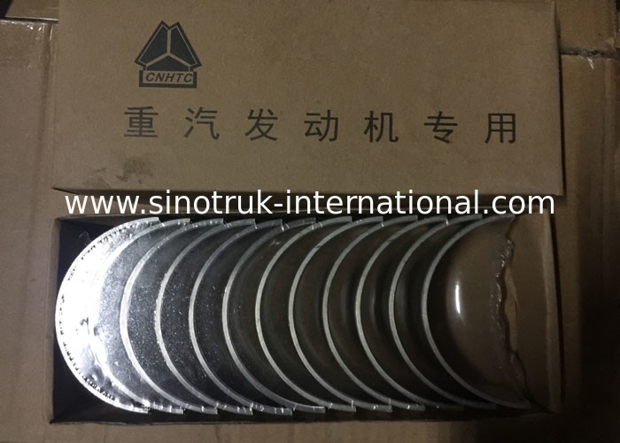 Connecting Rod Bearing Upper VG1540030015, Lower VG1540030016 for SINOTRUK HOWO