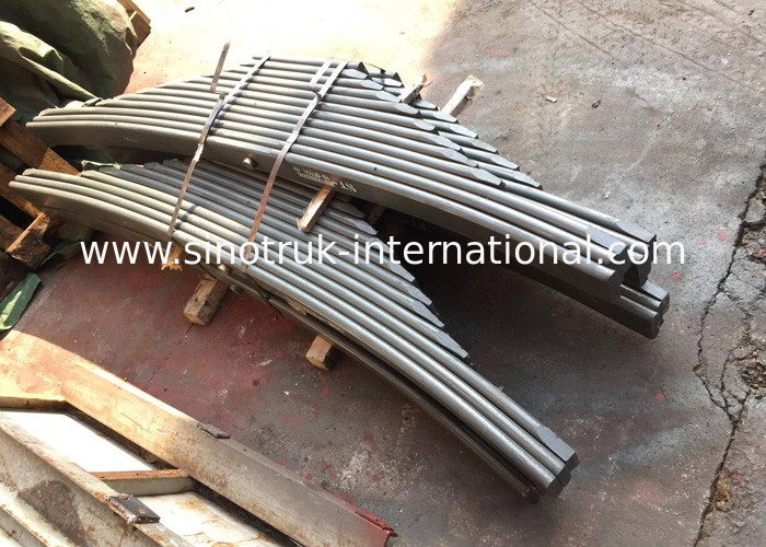 Back Leaf Springs Sinotruk Howo Spare Parts WG9725520286 For Mining Dump Truck