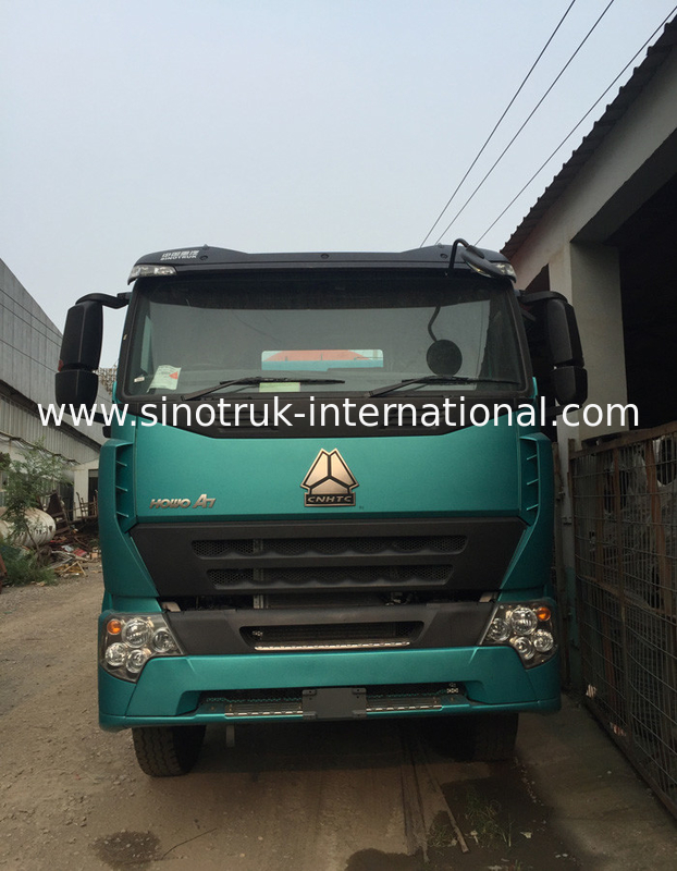 266HP To 420HP Tipper Dump Truck SINOTRUK HOWO A7 Reliable Performance