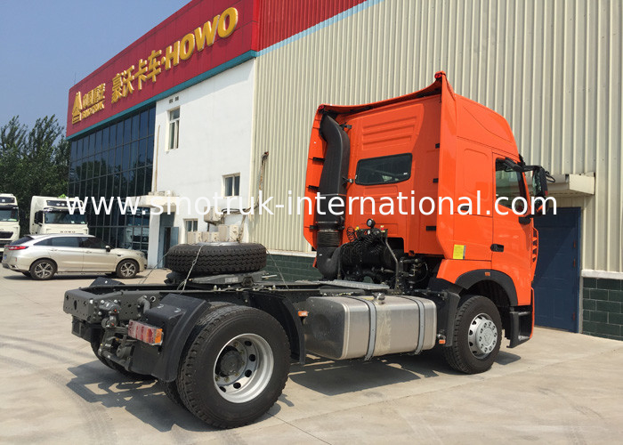 Diesel Engine International Tractor Truck Head LHD 4X2 Drive Type Euro 2