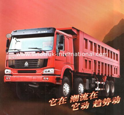 China 70 Tons SINOTRUK HOWO Tipper Dump Truck factory