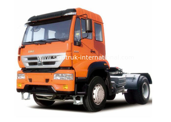 China SINOTRUK Golden Prince Tractor Truck 4X2 Euro2 290HP 18Tons ZZ4181M3611W factory