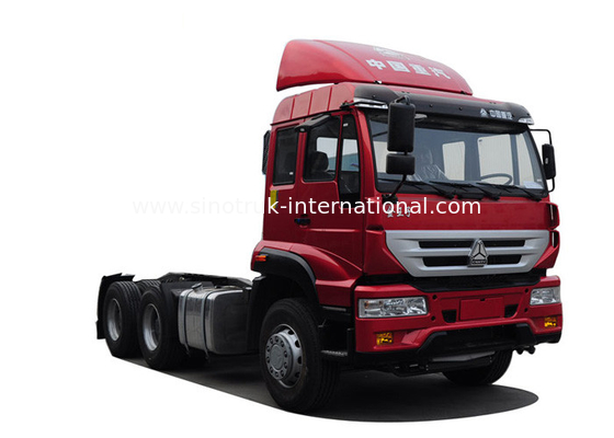 China SINOTRUK Golden Prince Tractor Truck 6X4 Euro2 336HP 25Tons ZZ4251N3241W factory