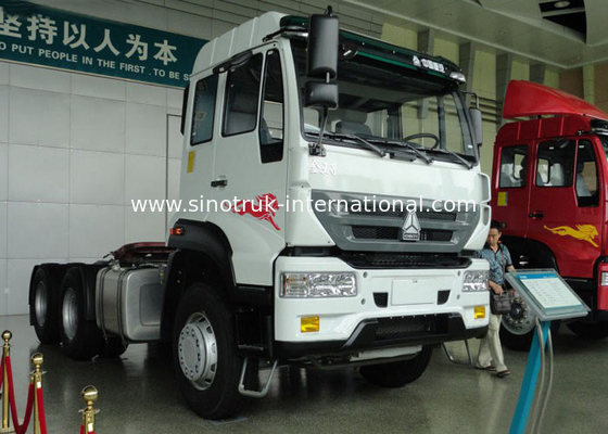 China Tractor Truck SINOTRUK Golden Prince 6X4 Euro2 336HP 25Tons ZZ4251N3241W factory