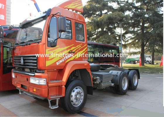 China Tractor Truck SINOTRUK Golden Prince 6X4 Euro2 336HP ZZ4251N3241W factory