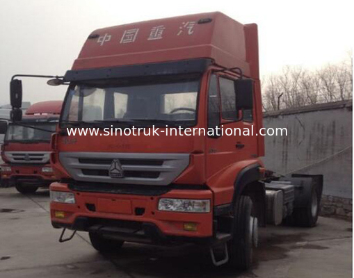 China Tractor Truck SINOTRUK Golden Prince LHD 6X4 Euro2 336HP ZZ4251N3241W factory