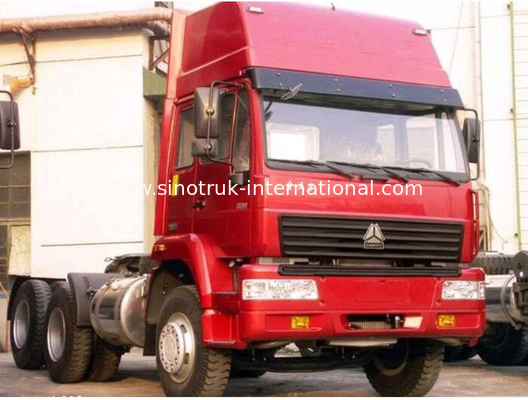 China Tractor Truck SINOTRUK Golden Prince LHD 6X4 Euro2 290HP ZZ4251M3241W factory