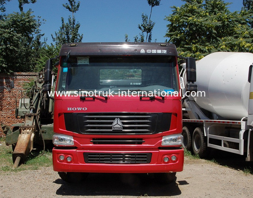 China SINOTRUK HOWO Tractor Truck LHD 4X2 Euro2 336HP ZZ4187N3511W factory